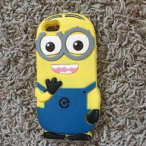 Accessories - iPhone 5/5s Minion Phone Case